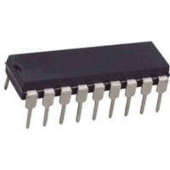 ULN2804 : 8 NPN Darlington Arrays / CMOS/PMOS (6v-15v)