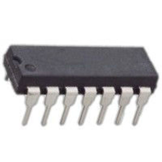 74HC32 : Quad 2-Input OR Gate