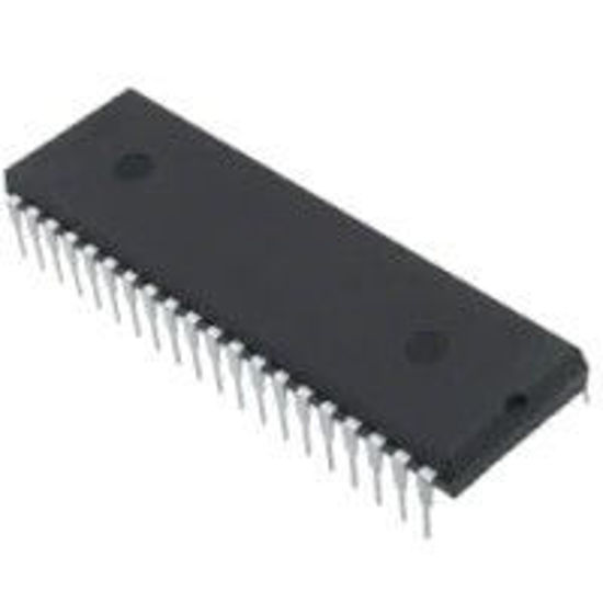 PIC16F917 : PIC® 16F Microcontroller IC 8-Bit 20MHz 14KB (8K x 14) FLASH 40-PDIP