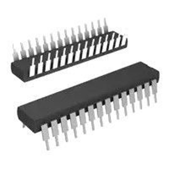 PIC16F886 : PIC® 16F Microcontroller IC 8-Bit 20MHz 14KB (8K x 14) FLASH 28-SPDIP
